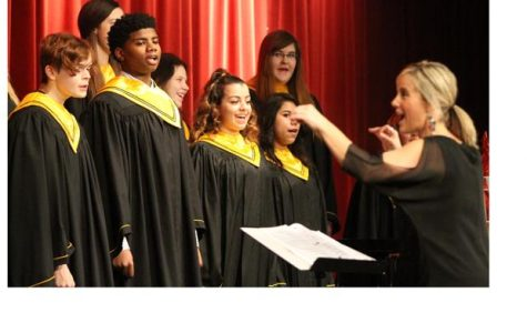 12-9 Choir Concert [Photo Gallery]
