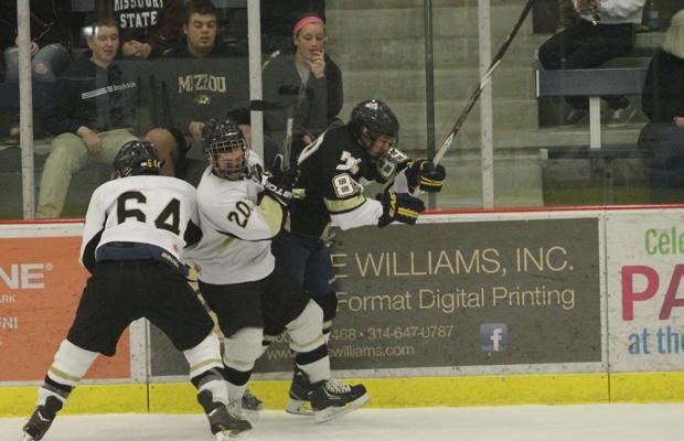 12-12 V Boys Hockey vs Fort Zumwalt East [Photo Gallery]