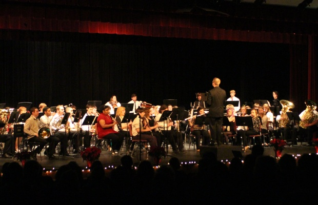 12-11 Band Concert [Photo Gallery]