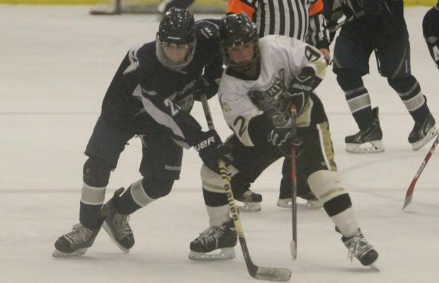 12-6 Hockey Vs Central [Photo Gallery]
