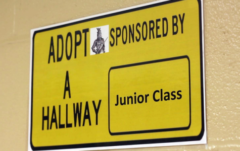 Adopt-a-Hallway Project Keeps Halls Clean