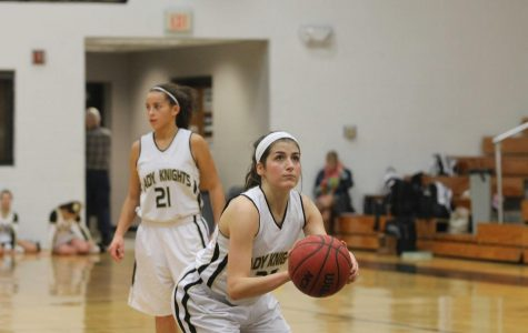 Varsity Girls Basketball Mid-Season Recap