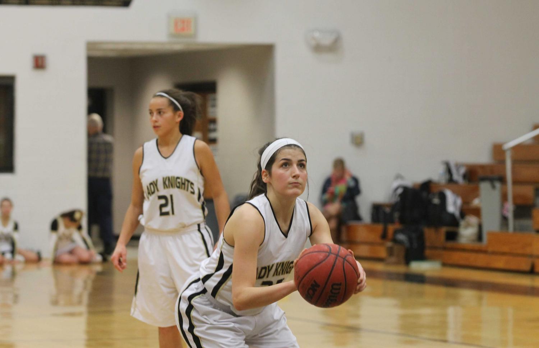 Varsity Girls Basketball Mid-Season Recap