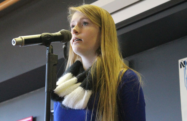 Learning Commons Hosts Coffeehouse