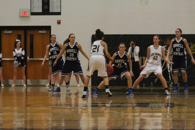 2-3 Varsity Girls Basketball vs FHC  [Photo Gallery]