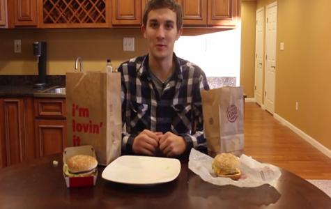 McDonalds Vs. Burger King Taste Test