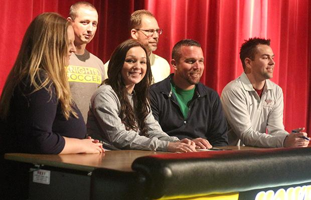 2-4 Signing Day [Photo Gallery]
