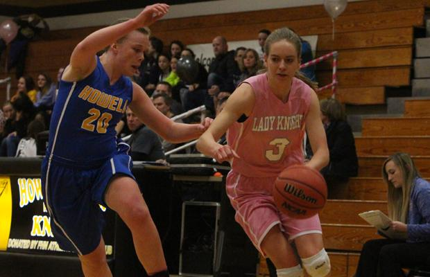 2-13 V Girls Basketball vs FHHS [Photo Gallery]