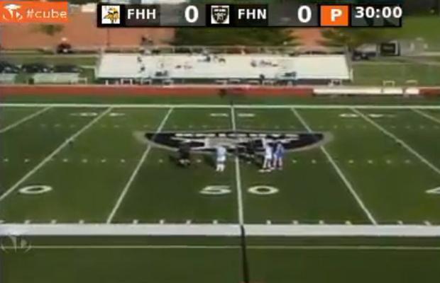 4/14 Girls Soccer vs. Francis Howell
