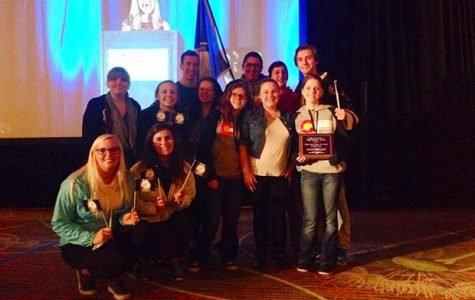 Journalism Students Connect at National Convention