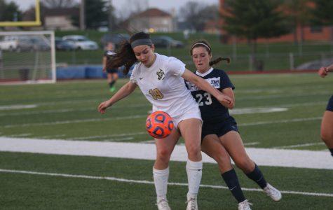 4/21 Francis Howell North Girls Soccer vs. Troy/Buchanan Archive