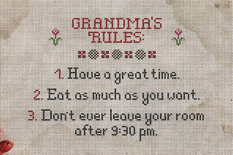 No Ordinary Visit to Grandma's