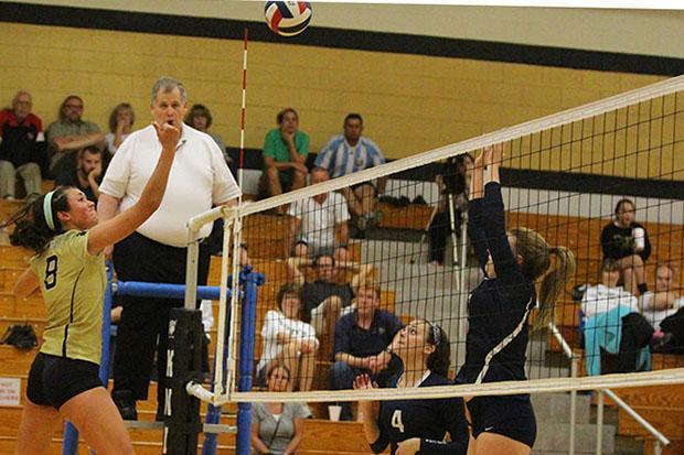10-6 Girls Varsity Volleyball v Central Preview