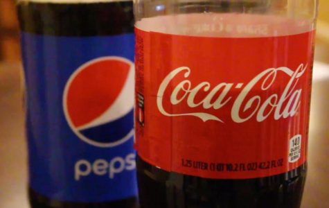 Coke Vs. Pepsi Taste Test [video]