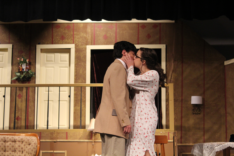 What Did You Think of Arsenic and Old Lace?