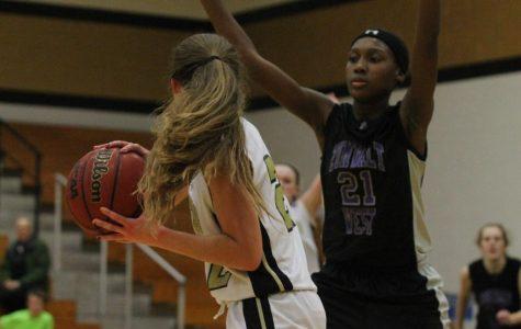 12-7 C-Team Girls Basketball V. FZW [Photo Gallery]