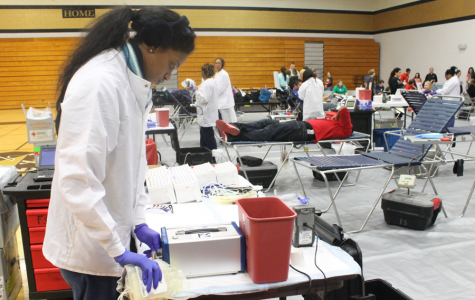 HOSA's Annual Blood Drive Expects High Turn Out