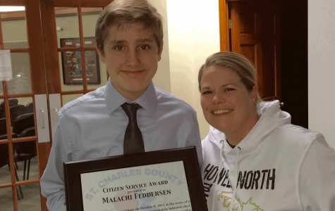 FHN Student Presented Award, Honored for Bravery