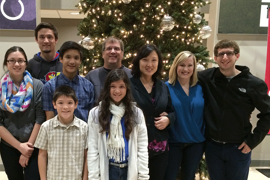 FHN Student Travels to South Korea, Reunites with Family