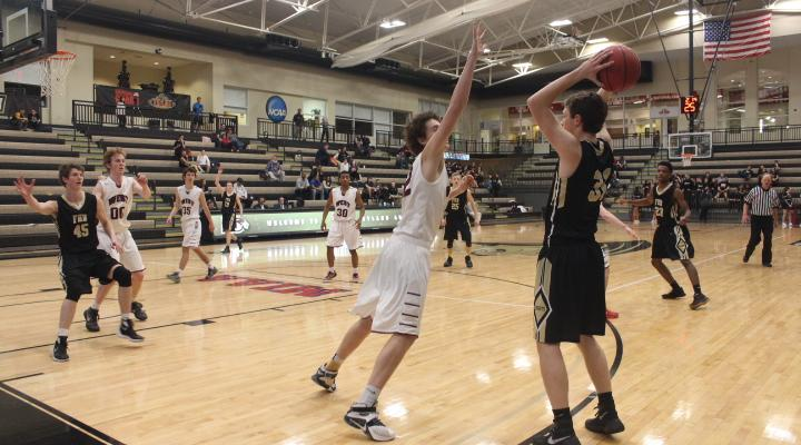 Knights Face Off Against Warriors at Lindenwood