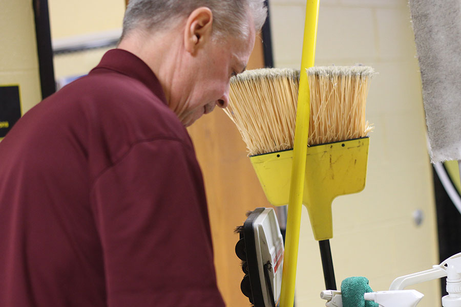 3. See How Bob the Janitor Interacts with Students