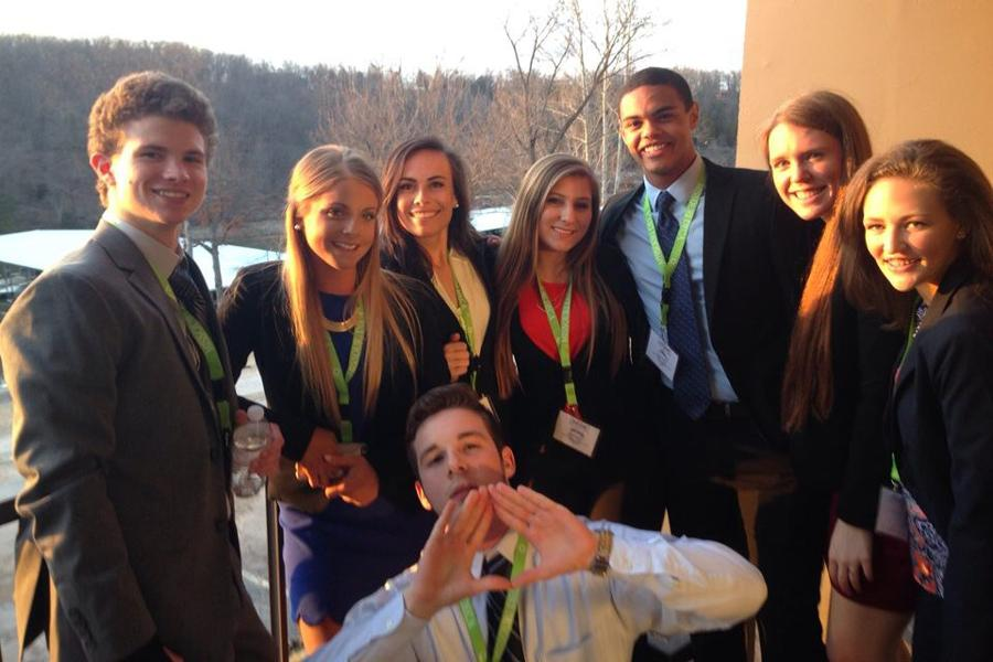 DECA Prepares for Fall Leadership Conference
