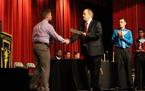 3-2 NHS Induction [Photo Gallery]