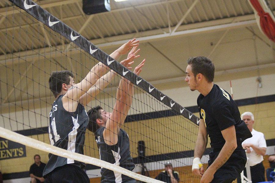 3-31 V Boys Volleyball v. FZE