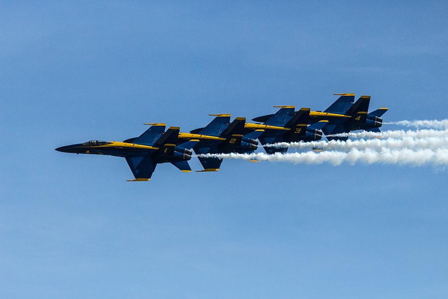 5 Reasons You Should Attend the Spirit of St. Louis Airshow
