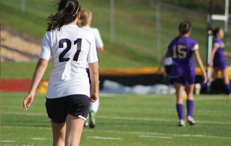 Girls Soccer Trounces the Trojans