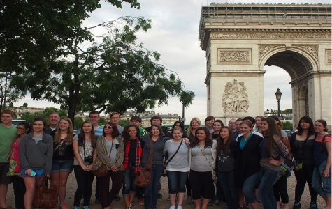 French Club Plans Trip to France