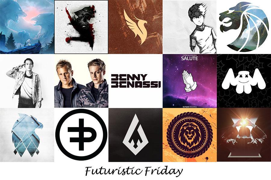 Futuristic Friday Featuring Galantis