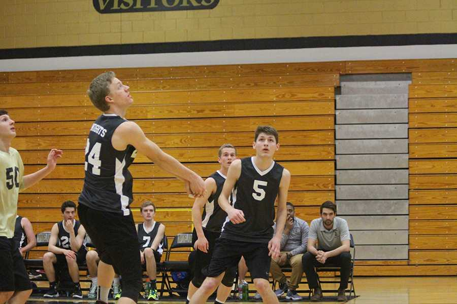 A Fresh Look at the 2016 Varsity Boys Volleyball Team