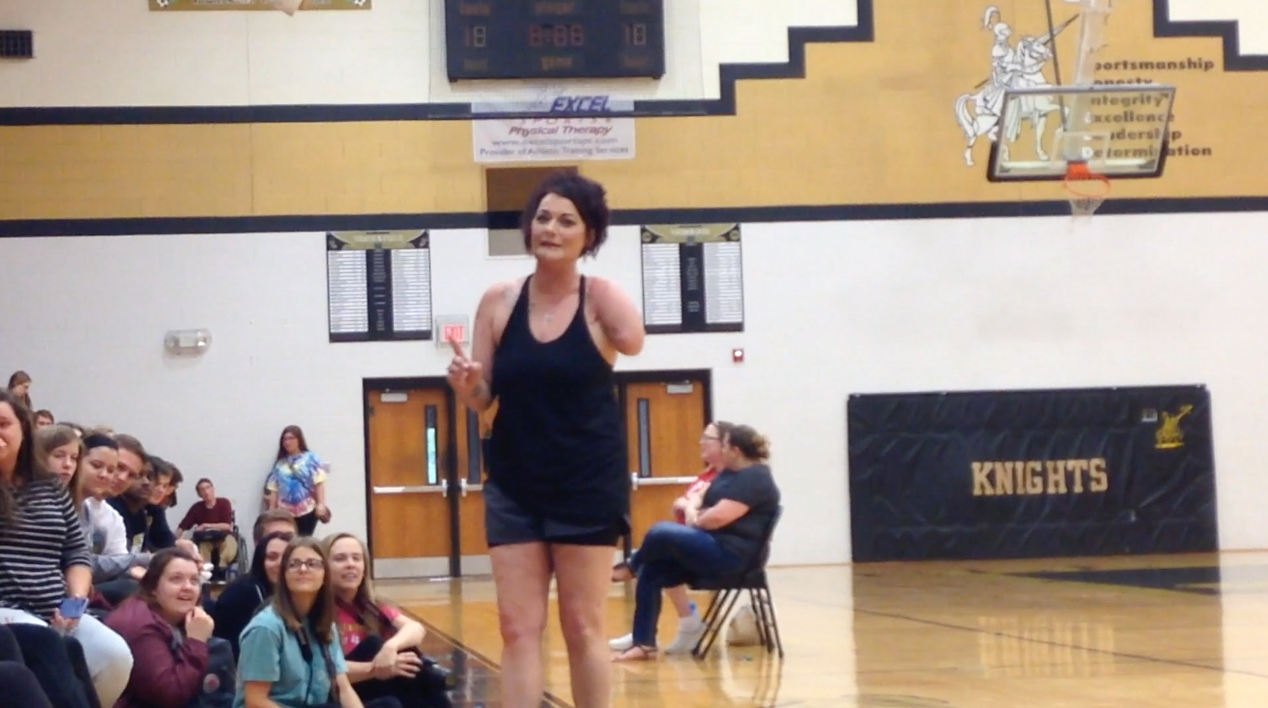 A Look back at the 2016 Pre-Prom Assembly