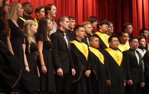 Students Join Exclusive Choir to Broaden Their Singing Experience