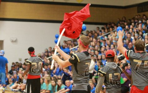 StuCo Hosts Annual Homecoming Pep Assembly
