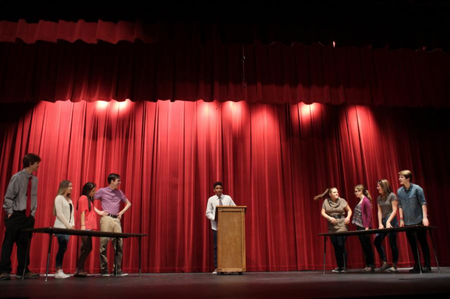Drama Club Welcomes All Students