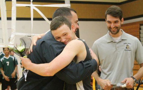 5-4 Varsity Boys Volleyball Senior Night [Photo Gallery]