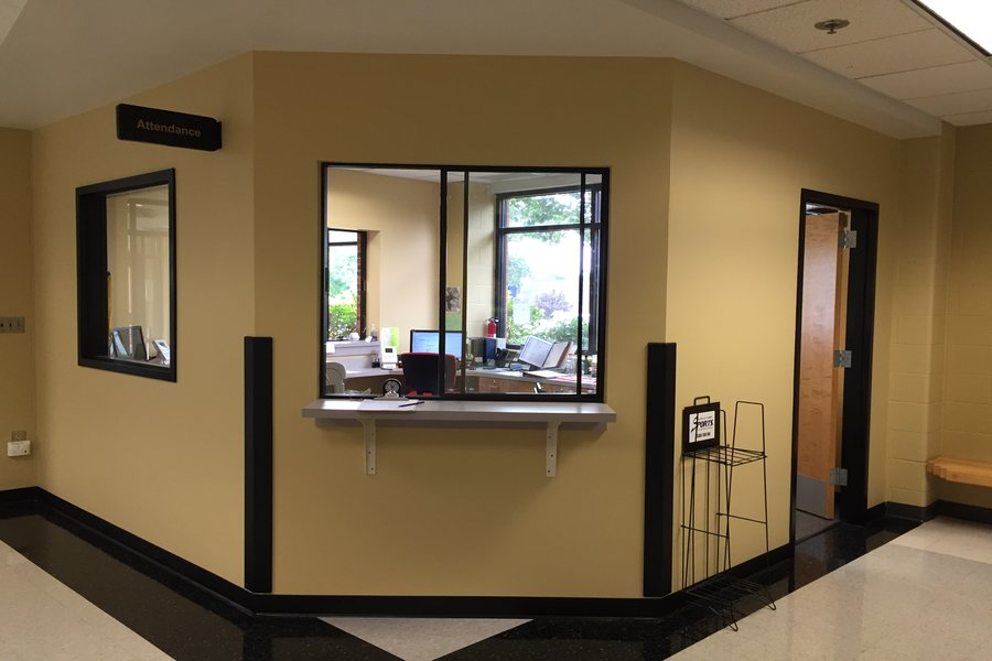 New Attendance Office Location Enhances Security for FHN