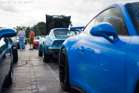 Cars and Coffee Takes Over Westport Plaza