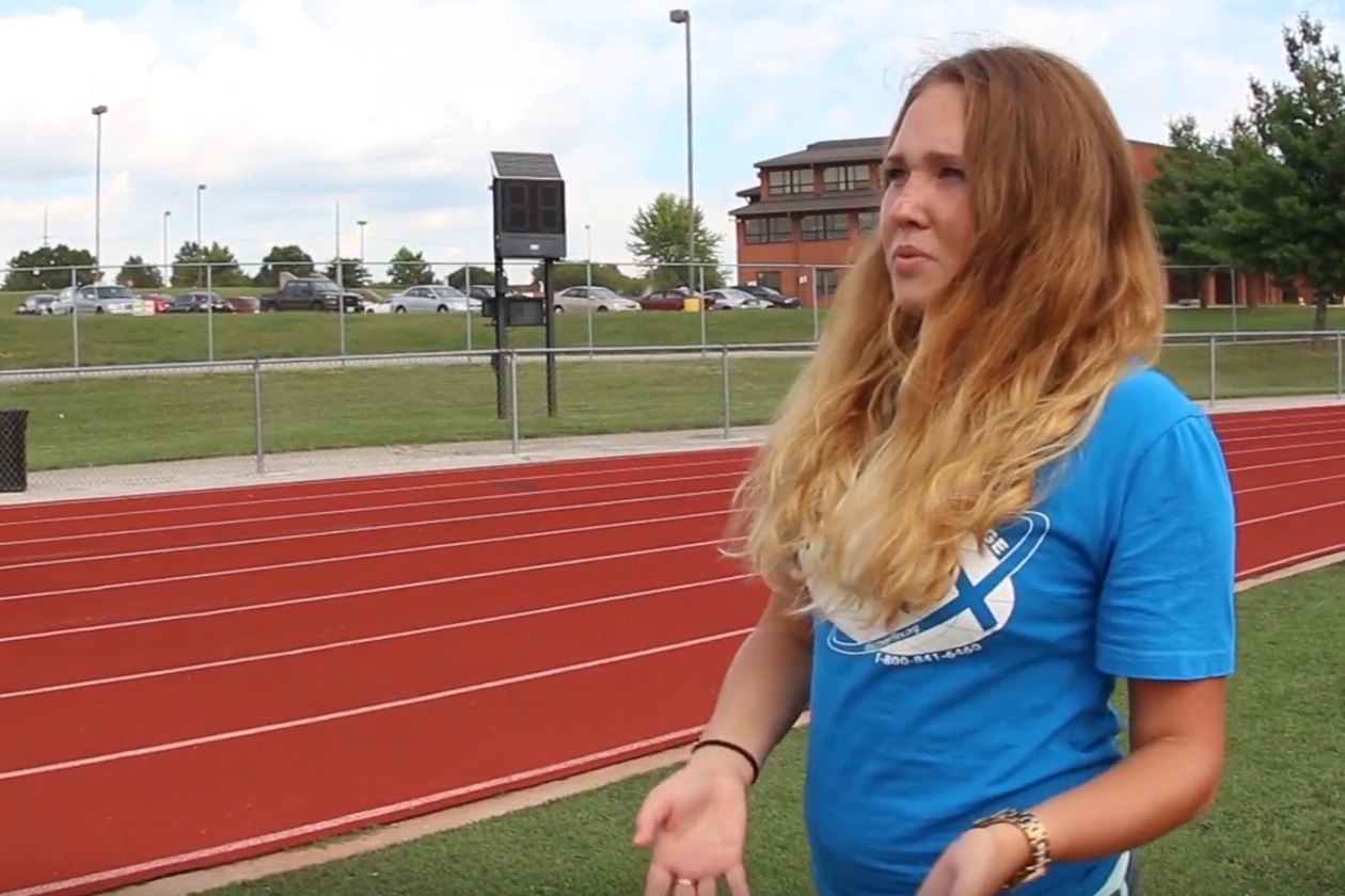 Cross Country Runner From Ukraine Adapts to New Life in America