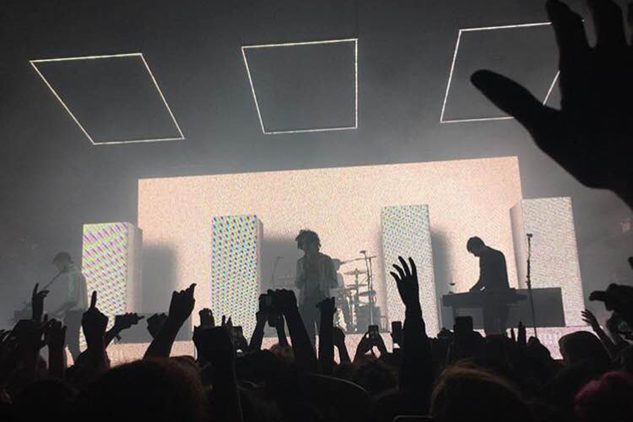What I'm Interested in: The 1975