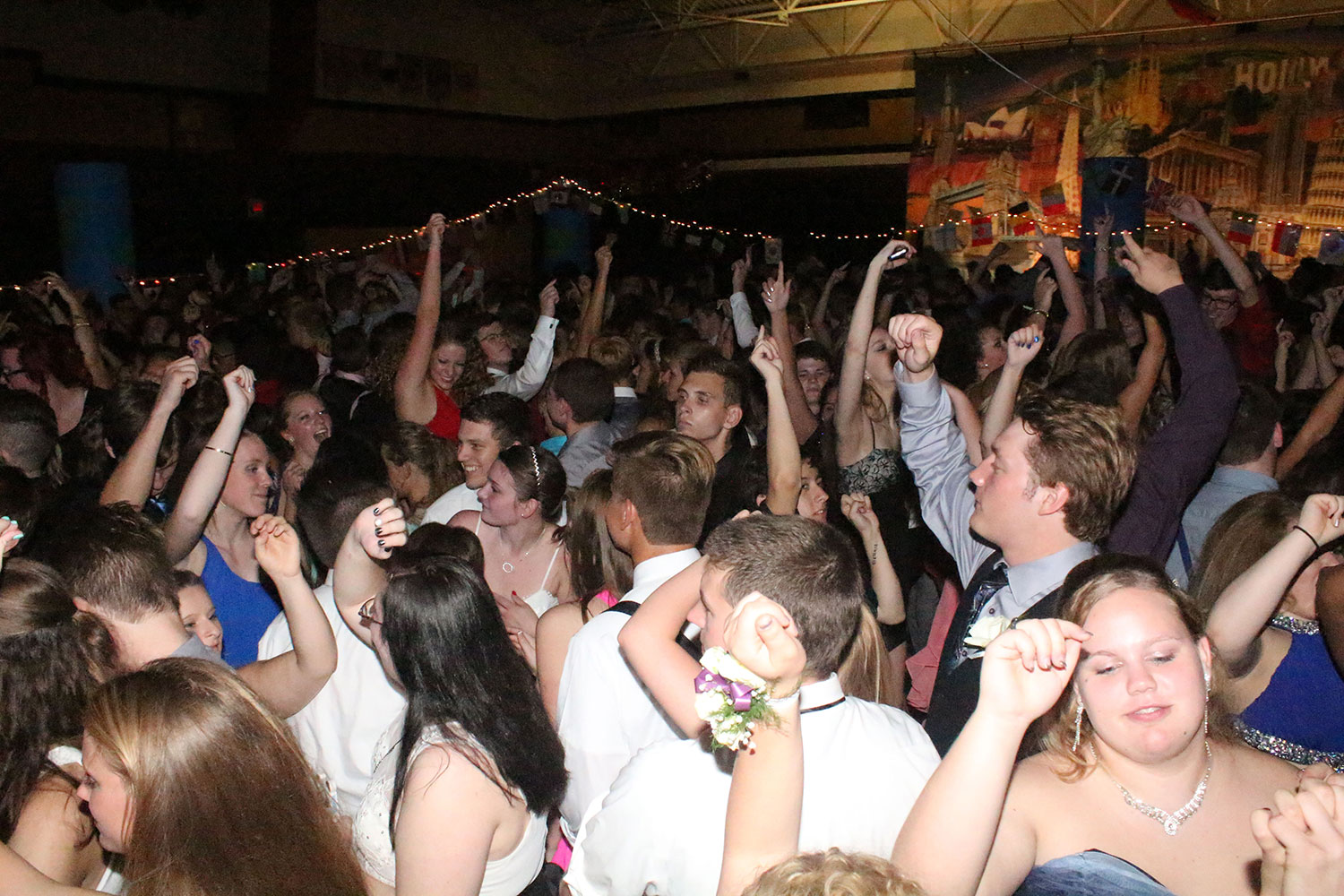 Homecoming Dance Restrictions Cause Strong Reaction from Student Body