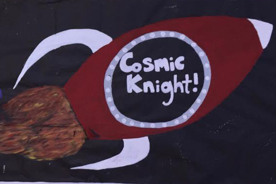Students Make Final Preparations for Homecoming
