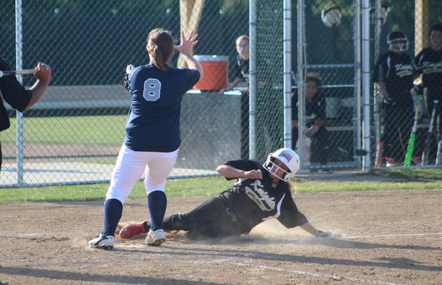 9/12 C-Team Softball vs. FHC [Photo Gallery]