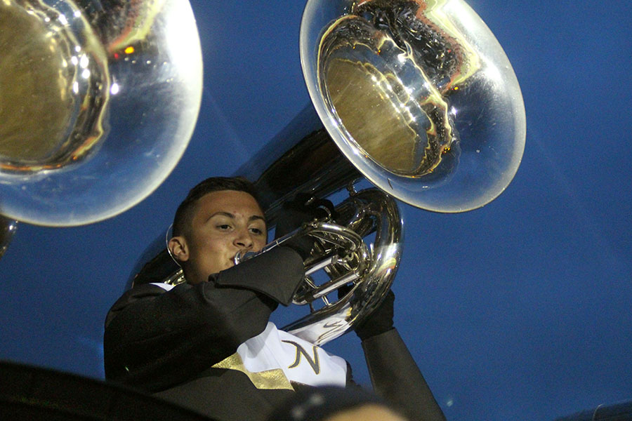 Dominic Schneider Set to play in National Band