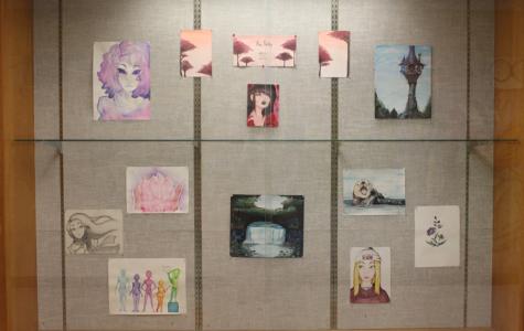 Senior Anastasia Medley Explains Her Passion for Art