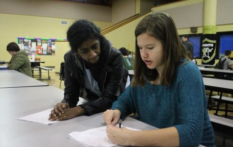 Mentors to Host Cocoa and Cram Study Session on Dec. 18
