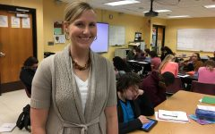Shelly Parks Awarded, Reflects on Teacher of the Year Award