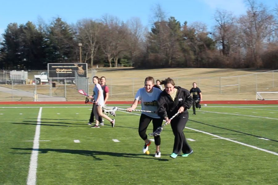 Lacrosse in 60 Seconds